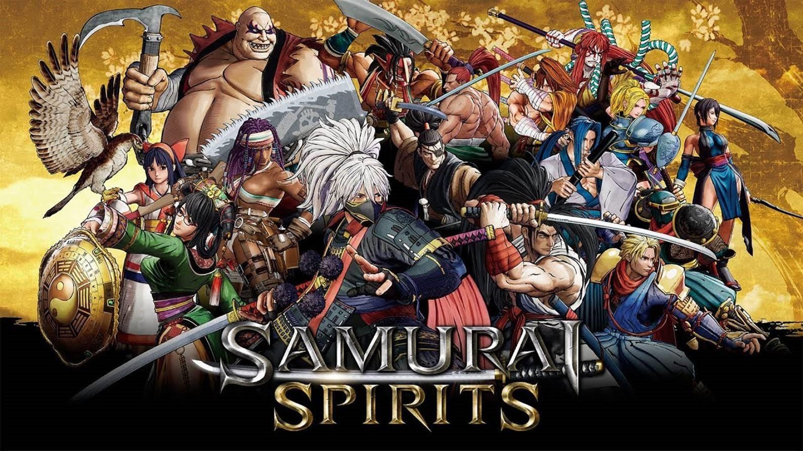 Xbox at Tokyo Game Show 2020 #TGS2020 samurai_spirits_keyart.jpg
