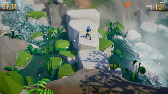 Lonely Mountains: Downhill releases October 23 on Xbox One Screenshot_1.jpg