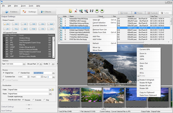 Free Graphics Converter Software shot2.jpg