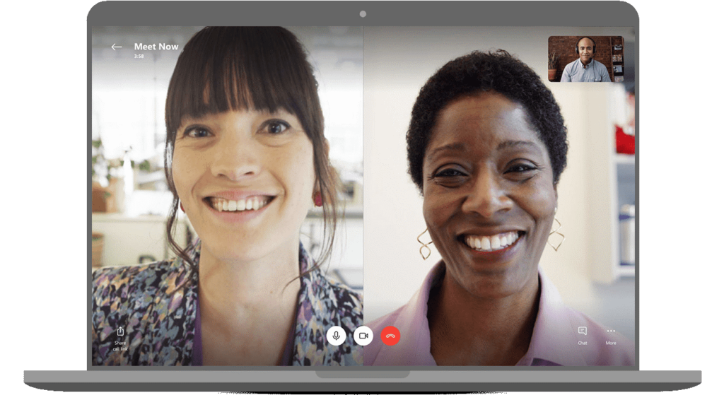 Introducing the new Microsoft 365 Personal and Family subscriptions Skype-now-1024x566.png
