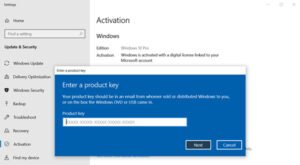 Change product key link not available in Windows 10 SLUI-Windows-Activation-300x165.jpg