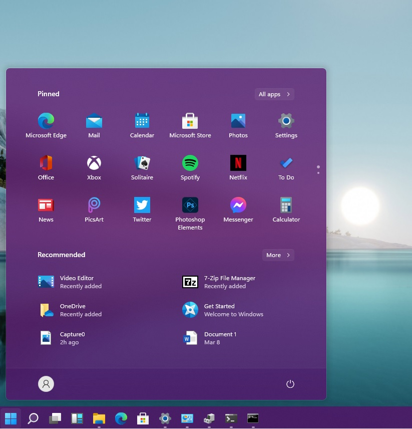 Hands-on with new Windows 11 Start Menu, arriving later this year Start-menu-accent-colour.jpg