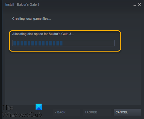 Fix Steam stuck on Allocating disk space on Windows 10 Steam-stuck-on-Allocating-disk-space.png