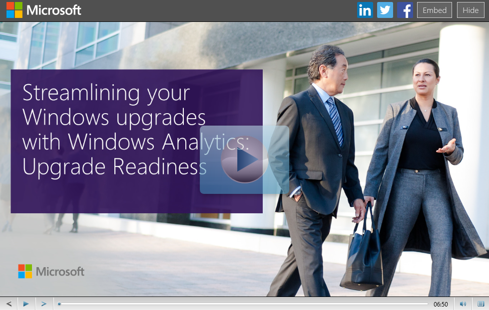 Windows 10 - Upgrade 1903 Getting Files Ready at 78% -  Am I being impatient streamline-upgradereadiness1.png