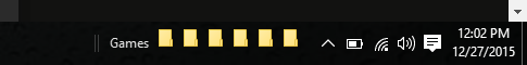 Windows 10 icon size in added Quick Launch toolbar SXsAZ.png