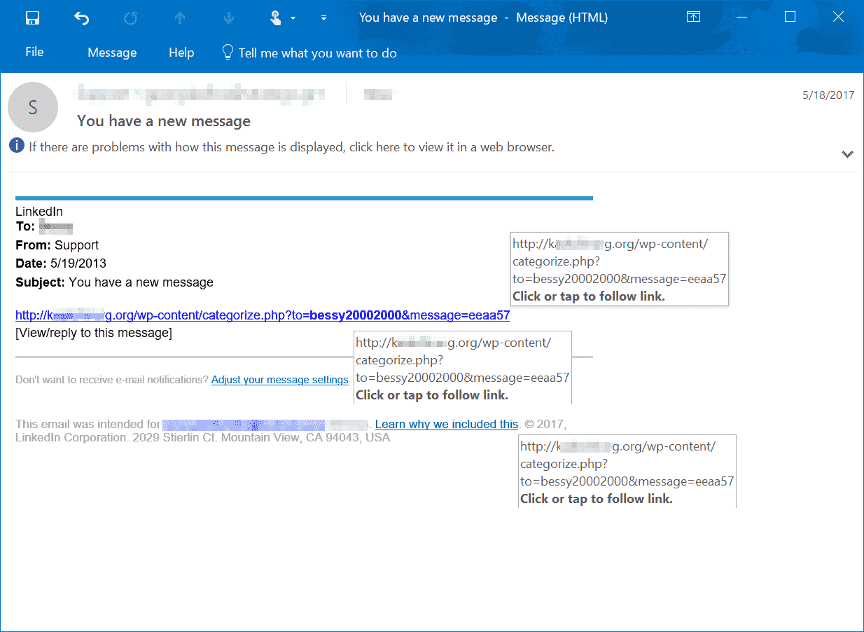 I'm getting what I think are scam emails that are spoofed to look like microsoft. tech-support-scams-from-email-3.png