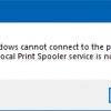 The Print Spooler Service is not running in Windows 10 The-local-Print-Spooler-service-is-not-running-100x100.png