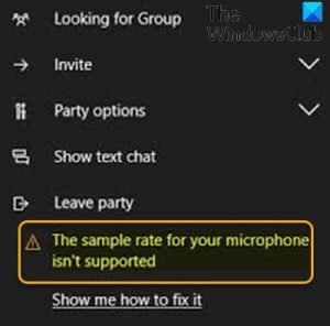 The sample rate for your microphone isn't supported – Xbox App error The-sample-rate-for-your-microphone-isnt-supported-300x296.jpg