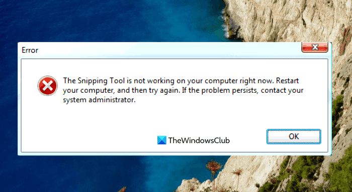The Snipping Tool is not working on your computer right now The-Snipping-Tool-is-not-working-on-your-computer-right-now..png