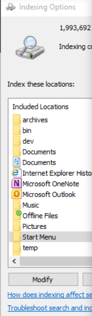 OneNote2013 missing in indexing options (Win10-1903) tjwZwKL.png