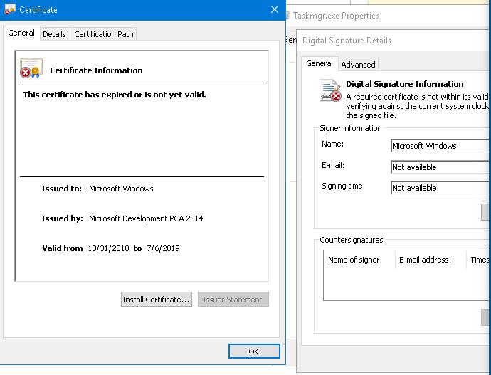 Microsoft Windows Certificate Expired? tlSka.png