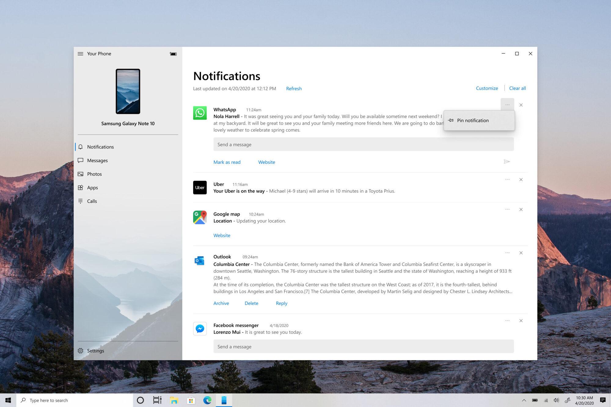 Windows 10 Insider Preview Build 20221.1000 (rs_prerelease) - Sept. 23 To-Do-menu-3-scaled.jpg