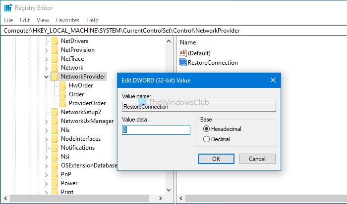 How to turn on or off Could not reconnect all network drives notifications turn-off-could-not-reconnect-all-network-drives-notifications-1.png