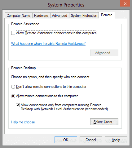 Remote desktop in window 10 cannot access computer having windows 8 upload_2016-11-10_17-31-35-png.png