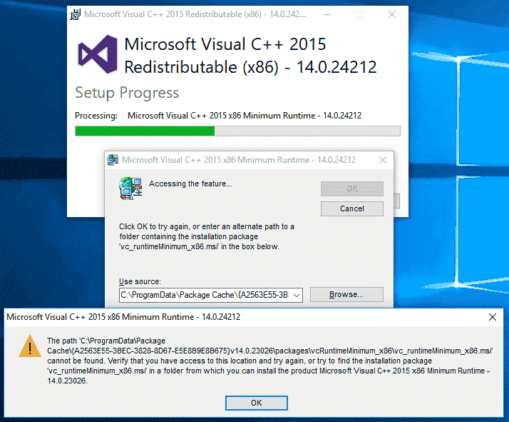 microsoft visual c++ download 2015