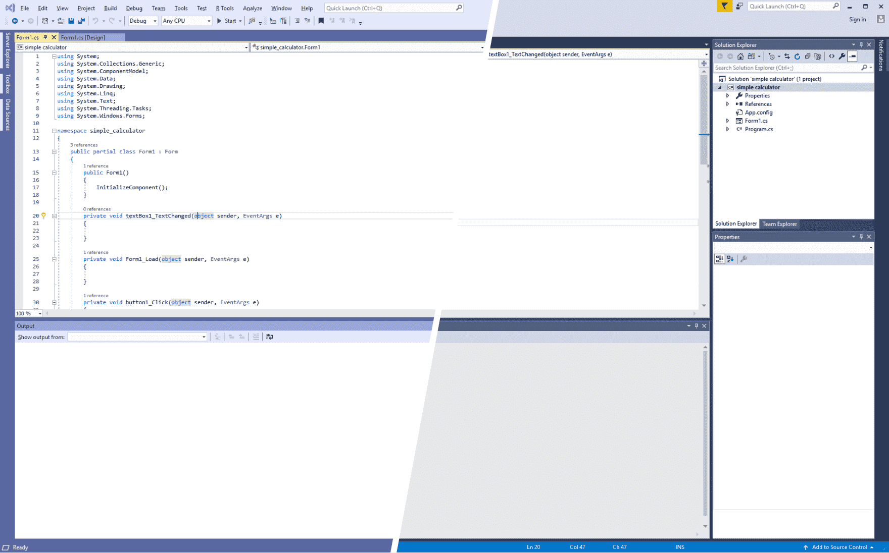 A preview of UX and UI changes in Visual Studio 2019 Visual-Studo-theme-comparison.png