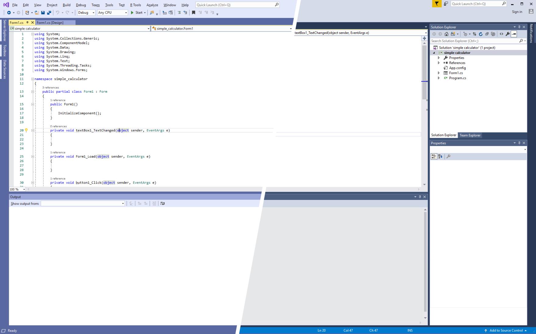 Visual Studio 2019 Preview 2 Blog Rollup Visual-Studo-theme-comparison.png