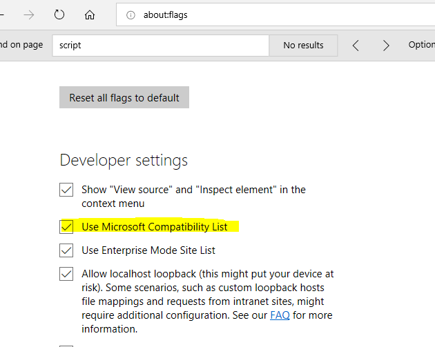 Under Apps and Features when I click modify for Microsoft Edge nothing happens vz7xZ.png