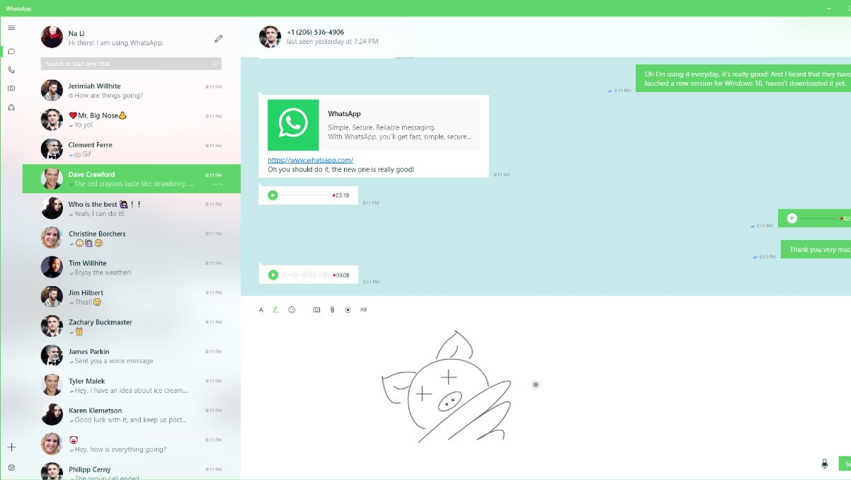 Another rumour claims WhatsApp's new Windows 10 app is on the way WhatsApp-for-Windows-10.jpg