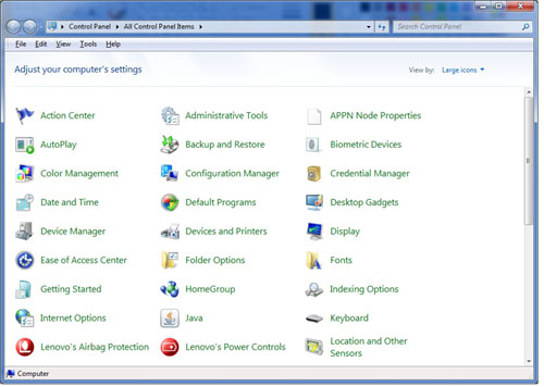 New laptop display shows wrong colours and changing ICC profile doesn't do anything win7_color_management_1.jpg
