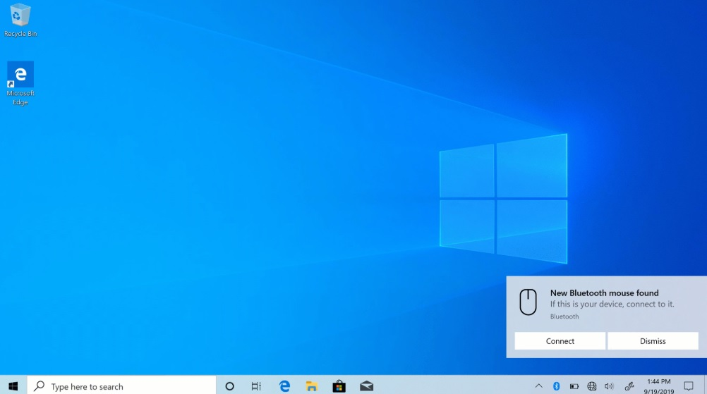 What's new in Windows 10 20H1 update, arriving early next year Windows-10-Bluetooth-notification.jpg