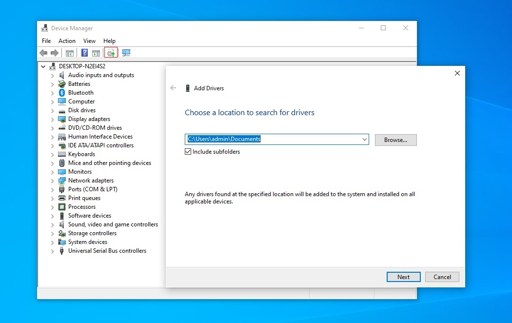 Windows 10: You can soon quickly load new drivers via Device Manager Windows-10-Device-Manager.jpg