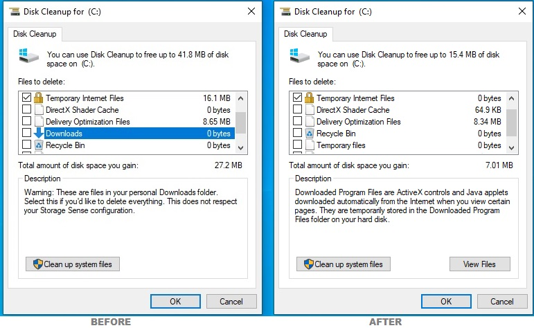 Windows 10 20H1's Disk Cleanup won't remove your important files Windows-10-Disk-Cleanup.jpg