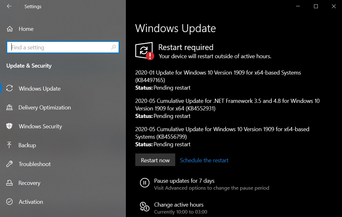 Microsoft is rolling out Windows 10 KB4497165 update Windows-10-KB4497165.jpg