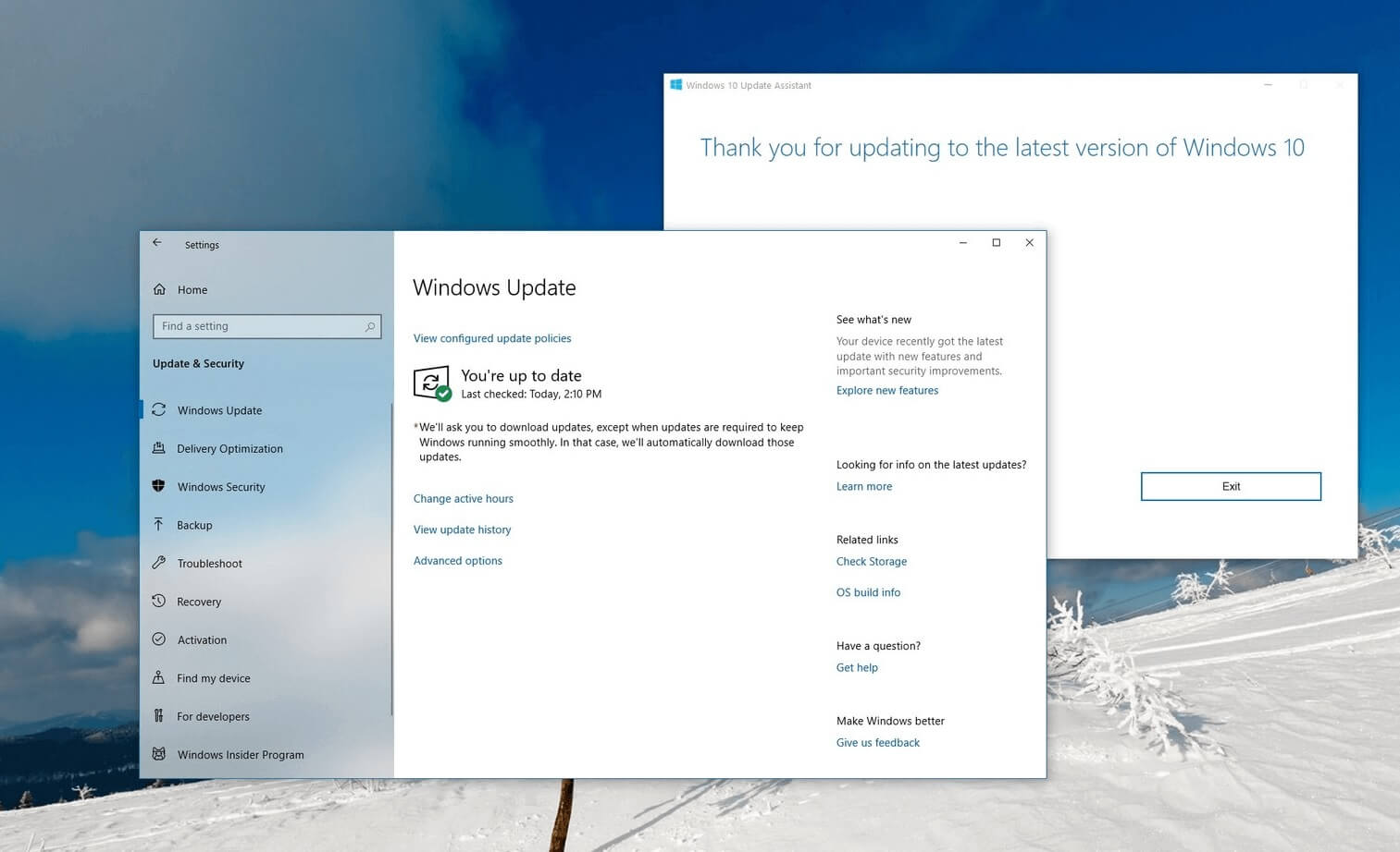 Microsoft is fixing major issues in Windows 10 May 2020 Update Windows-10-May-2020-Update.jpg