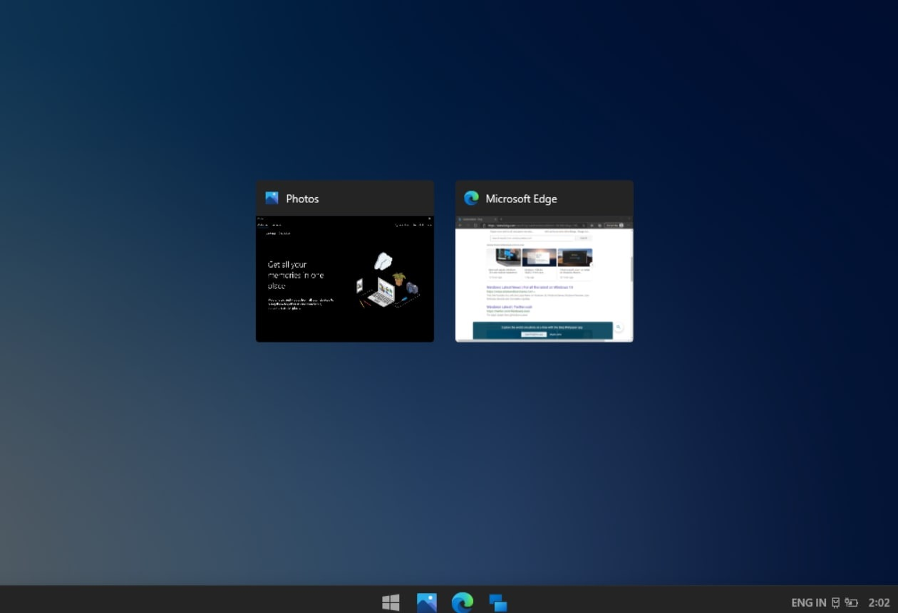 Hands-on with Windows 10X: New Action Center, Start Menu and more Windows-10X-app-switch.jpg