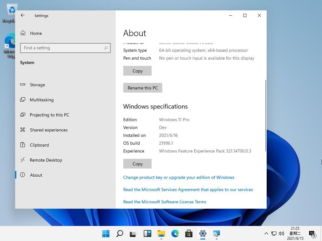 Windows 11 leak gives us a glimpse of Microsoft's next version of Windows windows-11-pro.jpg