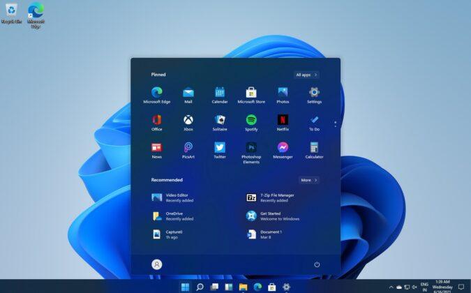 Hands-on with new Windows 11 Start Menu, arriving later this year Windows-11-Start-Menu-dark-mode-675x420.jpg