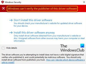 Windows can't verify the publisher of this driver software on Windows 10 Windows-cant-verify-the-publisher-of-this-driver-software-300x225.jpg