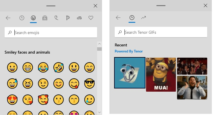 Hands-on with new Windows 10 Clipboard manager, arriving later this year Windows-Clipboard.jpg