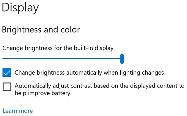 Windows 10 Sun Valley Update comes with new display and camera settings Windows-display-settings.jpg