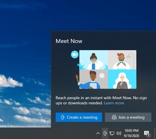 Windows 10 Build 18363.1171 is now available, download offline installers Windows-Meet-Now.jpg