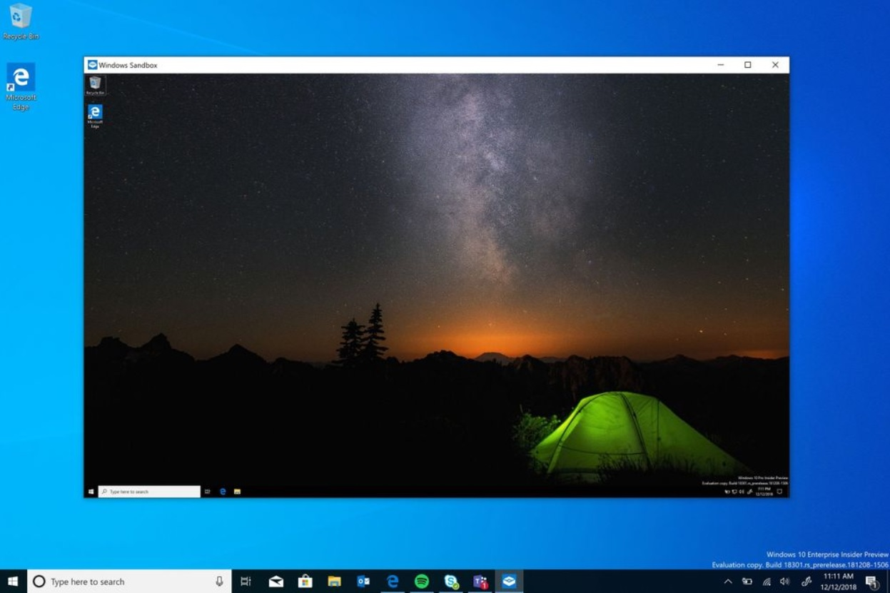 Windows 10 Build 18362.175 is now available, download offline installers Windows-Sandbox.jpg