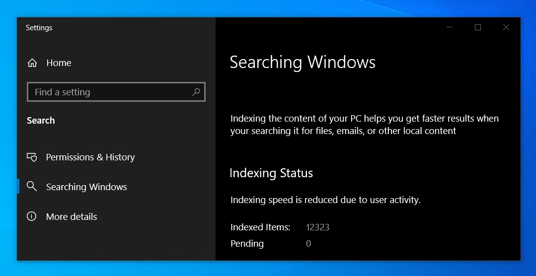 How Windows 10 May 2019 Update makes Windows Search better Windows-Search-enhanced-mode.jpg
