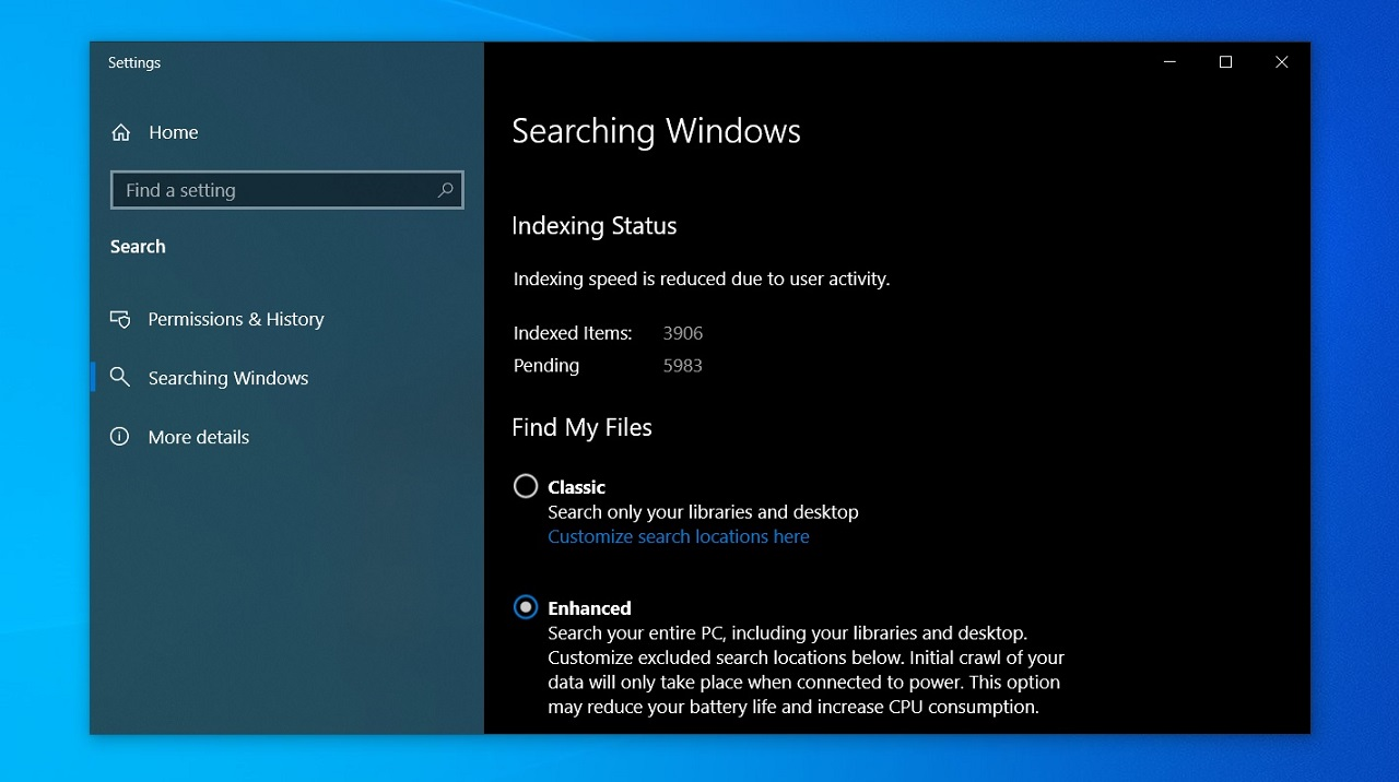 Everything new in Windows 10's next major update Windows-Search.jpg