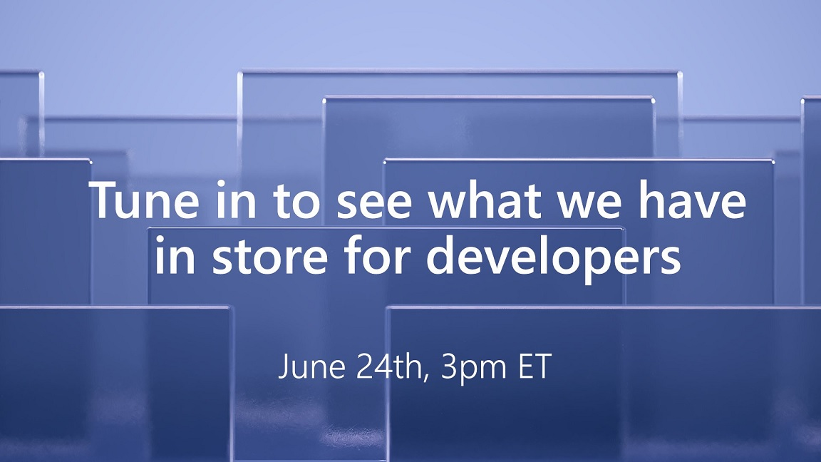 Microsoft's new app store for Windows 11 will be unveiled on June 24 Windows-Store-announcement.jpg