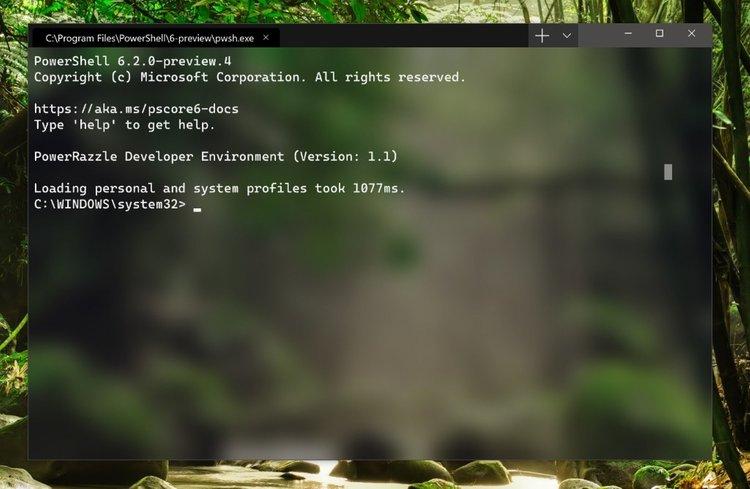 Microsoft unveils new open source Windows Terminal windows-terminal-screenshot.jpg