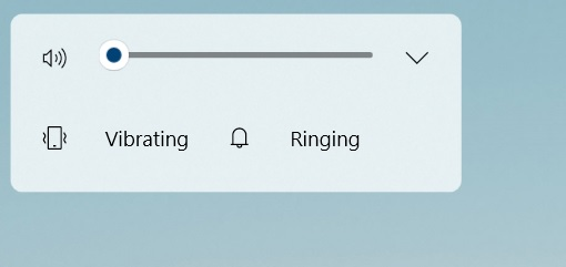 Windows 11: Microsoft is finally redesigning the volume flyout Windows-volume-flyout.jpg