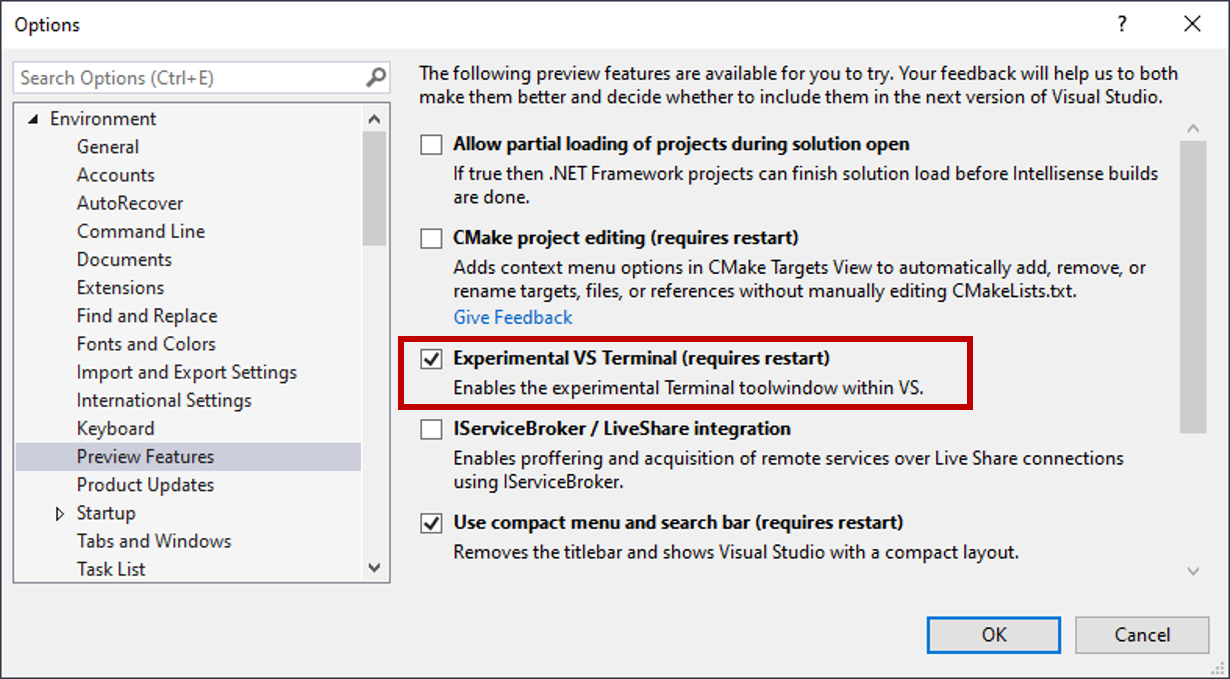 Introducing first preview of the new Visual Studio terminal word-image-5.png