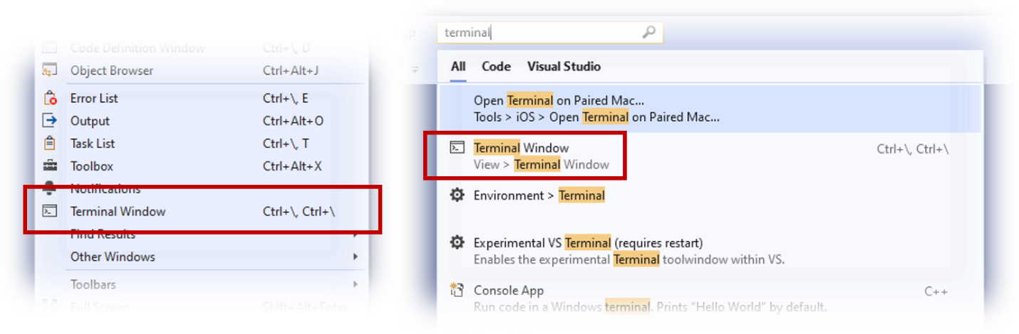 Introducing first preview of the new Visual Studio terminal word-image-7.png
