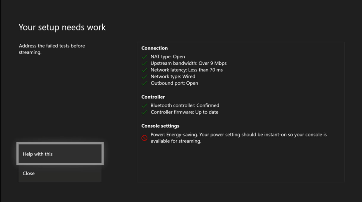 Updated privacy settings will rollout today on Xbox consoles Xbox-Console-Streaming-Network-Test.png