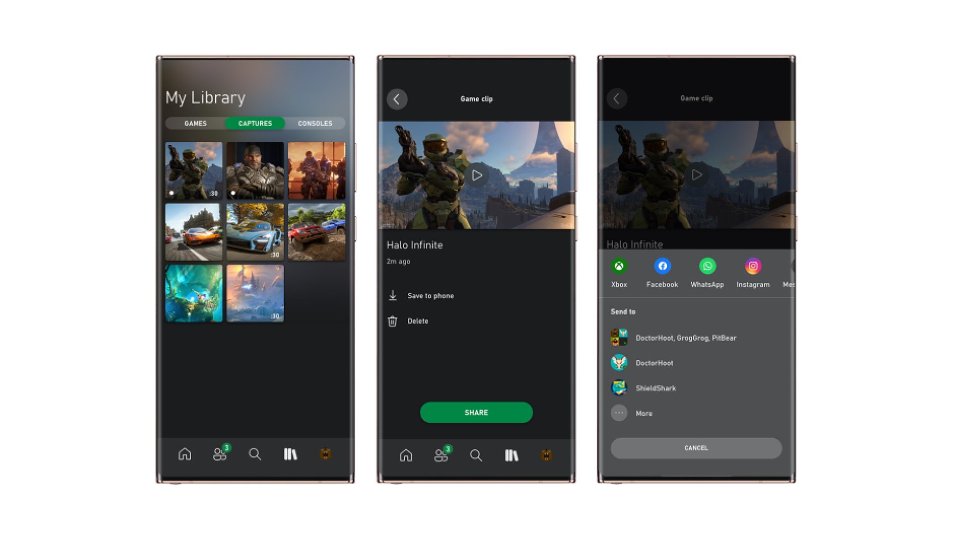 New Xbox App (Beta) on Mobile now available on Android and iOS Xbox-Mobile-App_-Capture-and-Share-Library.jpg