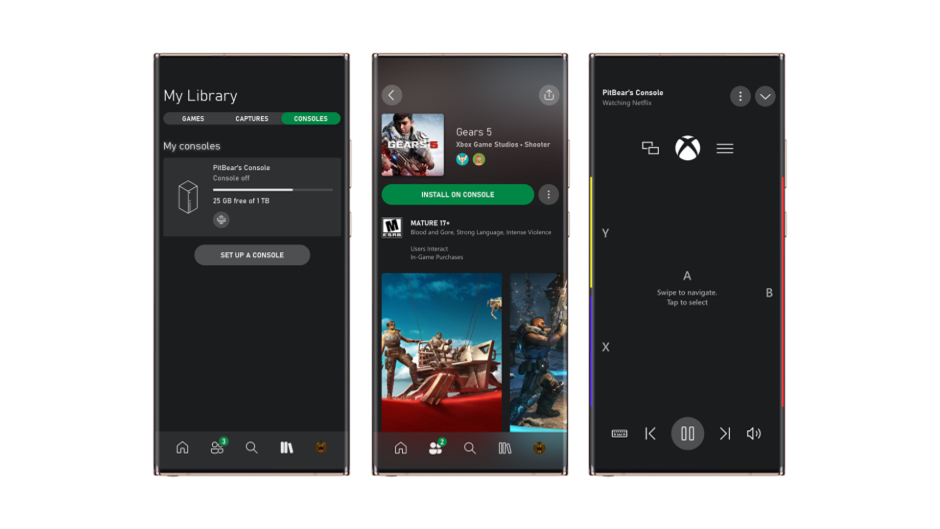New Xbox App (Beta) on Mobile now available on Android and iOS Xbox-Mobile-App_Remote-game-management.jpg