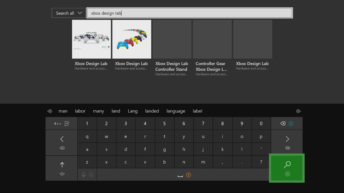 My shopping cart is Broken after adding Xbox controller from design lab xdl2.png