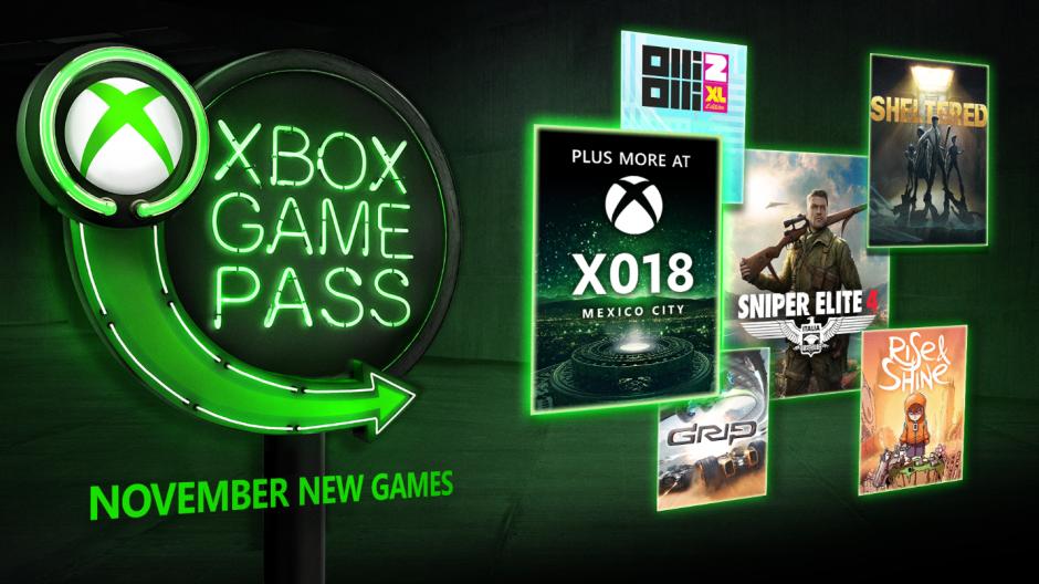 Xbox Game Pass - December New Games XGP_NOV_18-hero.png