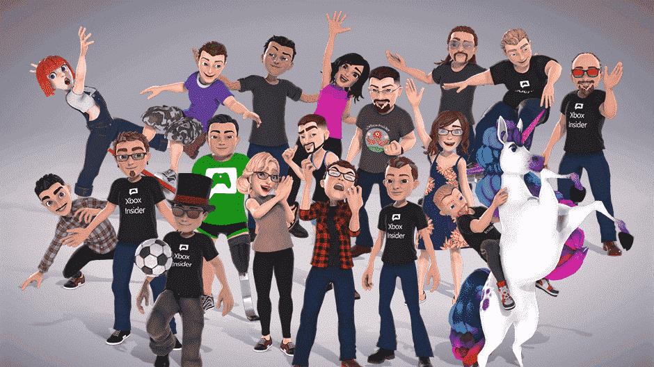 Meet the Xbox Insider Team as Avatars XLFR_AvatarLineup_940.png